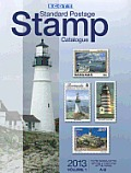 Scott Standard Postage Stamp Catalogue 2013