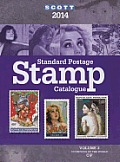 2014 Scott Standard Postage Stamp Catalogue Volume 2: Countries of the World C-F