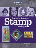 2014 Scott Standard Postage Stamp Catalogue Volume 3: Countries of the World G-I