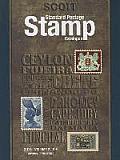 Scott Standard Postage Stamp Catalogue 2015