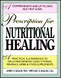Prescription For Nutritional Old Edition