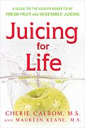Juicing for Life Cover
