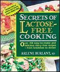 Secrets of Lactose Free Cooking
