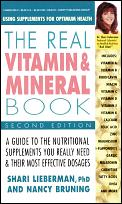 Real Vitamin & Mineral Book 2nd Edition