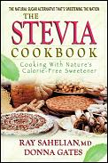 Stevia Cookbook Cooking With Natures Calorie