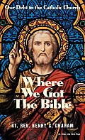 Where We Got the Bible