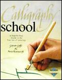 Calligraphy School (Reader's Digest Learn-As-You-Go Guide)
