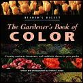 Gardeners Book Of Color Creating
