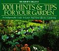 1001 Hints & Tips For Your Garden