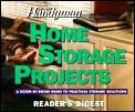 Family Handyman: Home Storage Projects, the (Family Handyman) Cover