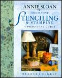 Annie Sloan Decorative Stenciling and Stamping: A Practical Guide Cover