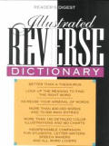 Illustrated Reverse Dictionary (Reader's Digest General Books)