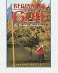 Beginning Golf (2ND 95 Edition)