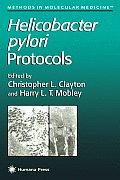 Helicobacter Pylori Protocols