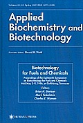 Biotechnology for Fuels and Chemicals: Proceedings of the Eighteenth Symposium on Biotechnology for Fuels and Chemicals Held May 5-9, 1996, at Gatlinb
