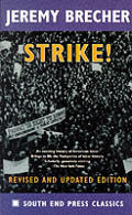 South End Press Classics #1: Strike! Cover