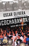 Cochabamba : Water War in Bolivia (04 Edition) Cover
