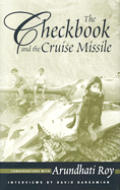 Checkbook & the Cruise Missle Conversations with Arundhati Roy - Signed Edition