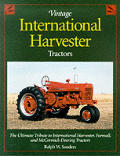 Vintage International Harvester Tractors (Town Square Books)