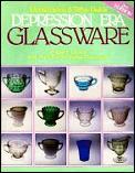 Depression Era Glassware
