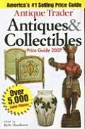 Antique Trader Antiques 2007 Price Guide
