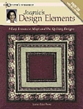 Joanies Design Elements 8 Easy Lessons To Adapt & Use Quilting Designs