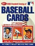 2008 Standard Catalog of Baseball Cards (Standard Catalog of Baseball Cards)
