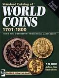 Standard Catalog of World Coins 1701 1800