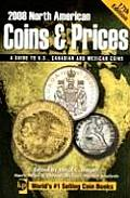 North American Coins & Prices: A Guide to U.S., Canadian and Mexican Coins (North American Coins & Prices) Cover
