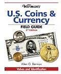 Warmans U S Coins & Currency Field Guide Values & Identification