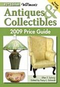 Warmans Antiques & Collectibles 2009 Price Guide