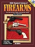 Standard Catalog of Firearms The Collectors Price & Reference Guide With CDROM