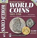 Standard Catalog of World Coins 1601-1700: Seventeenth Century with DVD (Standard Catalog of World Coins: 1601-1700)