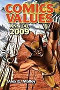 Comics Values Annual: The Comic Book Price Guide (Comics Values Annual) Cover