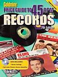 Goldmine Price Guide to 45 RPM Records (Goldmine Price Guide to 45 RPM Records)