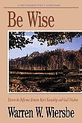 Be Wise: 1st Corinthians (Be)