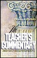 The Teacher's Commentary