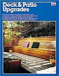 Deck & Patio Upgrades