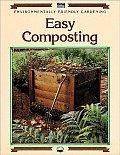 Easy Composting Environmentally Friendly