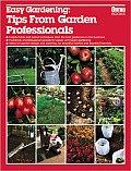 Easy Gardening Tips From Garde