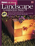 Landscape Construction Basics