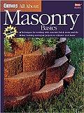 All About Masonry Basics