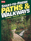 Start-To-Finish Paths & Walkways (Ortho Books)