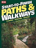 Start To Finish Paths & Walkways