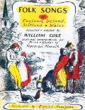 Folk Songs of Eng/Irl/Scot/Wls: Piano/Vocal Mixed Folio