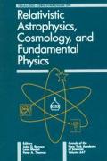 Texas - ESO-CERN Symposium on Relativistic Astrophysics, Cosmology, & Fundamental Physics: 1990, Brighton, England