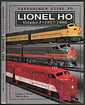 Greenbergs Guide to Lionel HO Volume 1 1957 1966