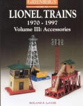 Greenbergs Guide To Lionel Trains 1970 97 Volume 3