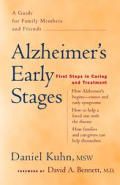 Alzheimer's Early Stages: First Steps in Caring and Treatment Cover