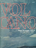 Volcano First Seventy Days Mount St Helens 1980